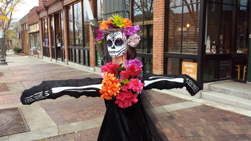 2014 Saline Scarecrow Contest Entries Borer Family